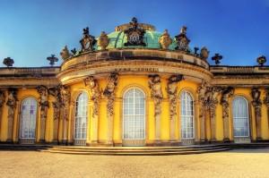 Potsdam_Sanssouci_Palace