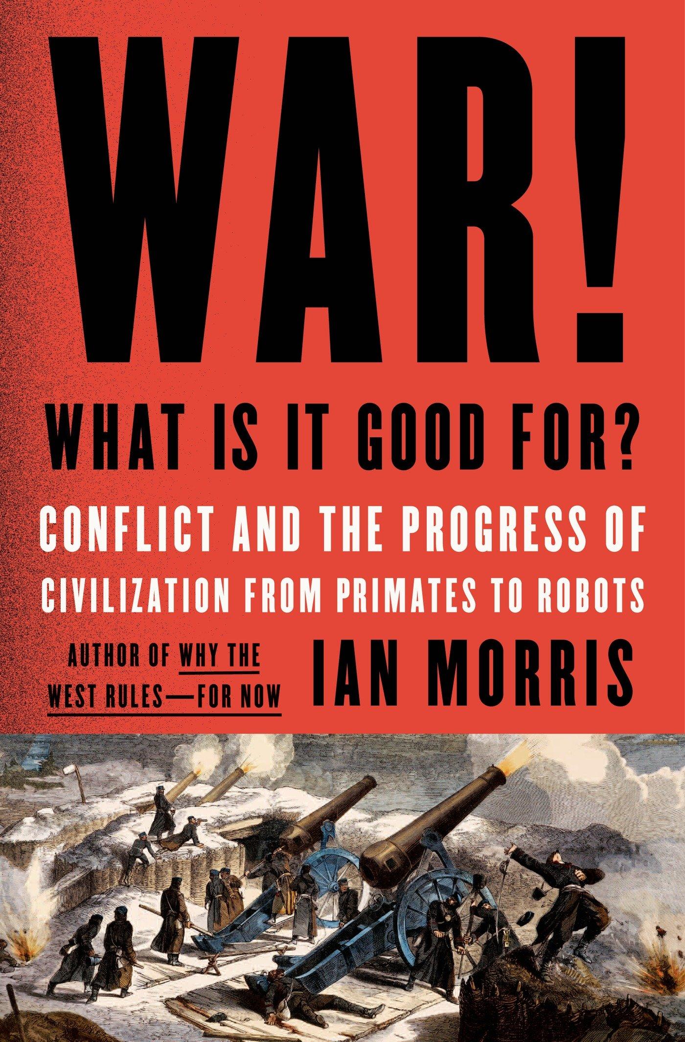 "20140713bookreviewianmorris's""war"""