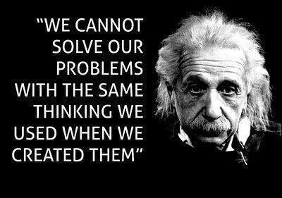 einstein-on-problems-and-solutions