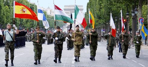 european-armies