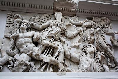 Athena+Pergamon